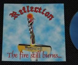 Reflection The Fire Still Burns.demo - Cd Heavy Metal