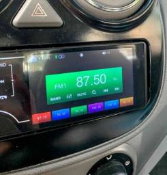 Rádio Automotivo MP5 Bluetooth Touch Screen e Comandos de Volante ??