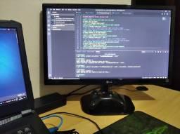 "Monitor Lg IPS 23"" Modelo: 23mp55"