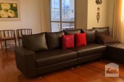 Apartamento à venda com 4 dormitórios em Santo antônio, Belo horizonte cod:279090
