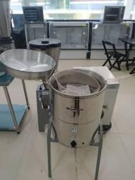 Título do anúncio: Fritadeira água e óleo JM Equipamentos Paulo Malmegrim