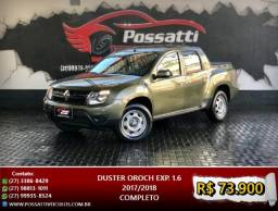 Renault duster oroch expression 1.6 2017/2018 manual completo