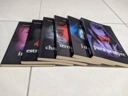 """Coleção de livros """"Os imortais"""""""