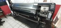 HP 8000s Plotter