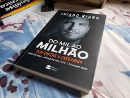 Livro - Do Mil ao Milhão - Seminovo