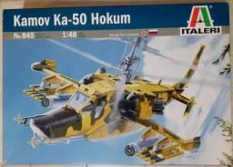 Kit Kamok Ka-50 1/48 Italeri