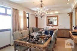 Apartamento à venda com 4 dormitórios em Savassi, Belo horizonte cod:255066