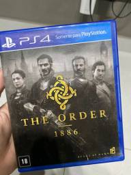 Jogo PS4 - The Order