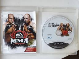 MMA PARA PS3