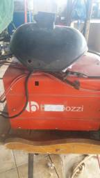Máquina de solda bambozzi nm 250 turbo