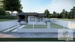 Casa com 2 dormitórios à venda, 52 m² por R$ 165.000,00 - Vila Nova - Barra Velha/SC