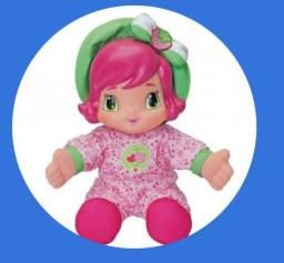 Boneca Moranguinho - Baby Multibrink