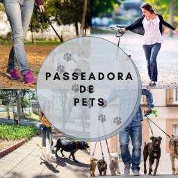 PASSEADORA DE PETS