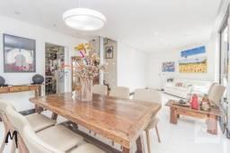 Apartamento à venda com 4 dormitórios em Gutierrez, Belo horizonte cod:274509