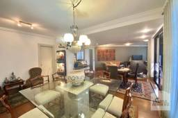 Apartamento à venda com 5 dormitórios em Funcionários, Belo horizonte cod:272497