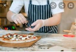 Emprego Vaga pizzaiolo forno eletrico