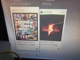 Jogos mídia digital do Xbox 360 ( Conta privada) não é cd