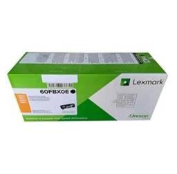 Toner Lexmark 60fbx0e Original Novo
