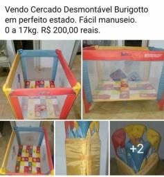 Cercado Desmontável Burigotto R$ 199