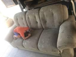 Vendo sofá apenas 60 e apenas hj sábado