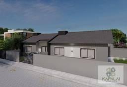 Casa com 2 dormitórios à venda, 50 m² por R$ 180.000 - Quinta dos Açorianos - Barra Velha/