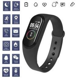 Relógio SmartBand M4 Pulseira Inteligente Unissex