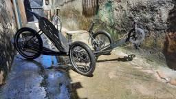 Triciclo KMX shimano