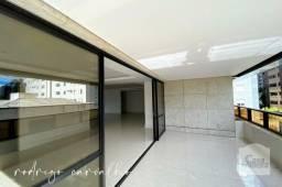 Apartamento à venda com 4 dormitórios em Santo agostinho, Belo horizonte cod:319642
