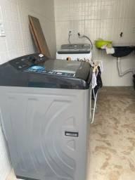 Maquina de lavar 16 kg seminova