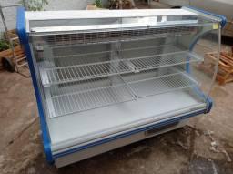 Título do anúncio: Refrigerador expositor semi novo.