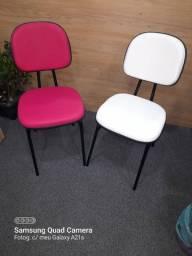 Título do anúncio: Cadeira Secretária Fixa