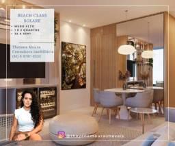 Título do anúncio: (Moura) Beach Class Solare I 2 qts I 63m² I Com varanda I Pode financiar