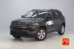 Jeep Compass 1.3 T270 Turbo Sport - 0km - (Pronta Entrega)