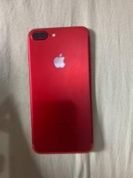 iPhone Red 7 plus 128g