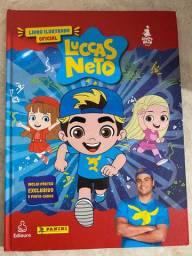 Trovo figurinhas álbum do Luccas Neto