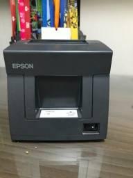 Título do anúncio: Impressora Fiscal ECF Epson TM-T81F - Oportunidade