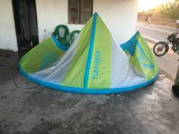 Título do anúncio: Vendo kitesurf airush 2019 tamanho 10