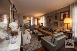 Apartamento à venda com 3 dormitórios em Santa lúcia, Belo horizonte cod:321011