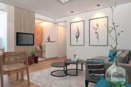Apartamento à venda com 2 dormitórios em Alto caiçaras, Belo horizonte cod:317092