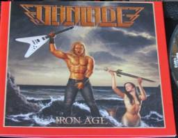 Vanlade - Iron Age Limitado C/ Obi Heavy Tradicional