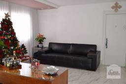 Apartamento à venda com 4 dormitórios em Vila paris, Belo horizonte cod:274235