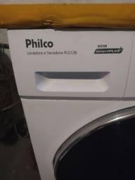Máquina de lavar e secadora