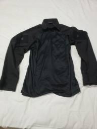 Kit de roupas e calçado para vigilantes