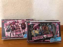 Quebra-cabeça Monster  High