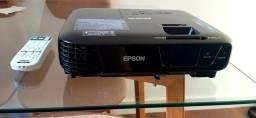 Projetor Epson S31+ em Perfeito Estado - com 6 Meses de Garantia