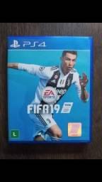 Fifa 19 mídia física playstation 4