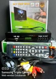 CONVERSOR DIGITAL SET TOP BOX  / FULLHD 1080