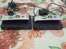 Dois aparelho da Sky 50 reas