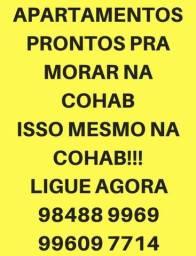 Pronto pra Morar na Cohab!!! R$21000,00 de Desconto!!!