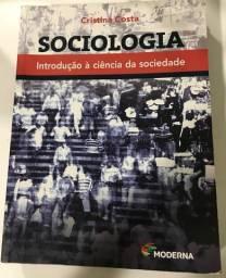 Sociologia, Introdução à ciência da sociedade- COSTA, Cristina